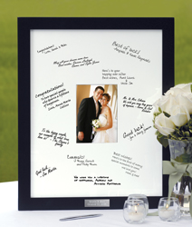 Guest Book Frame