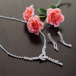 Love Knot Jewelry Set