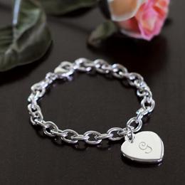 Weight Charm Bracelet