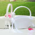 Flower Girl Baskets | Cathy's Concepts Wedding Ceremony | Celebrations Ink