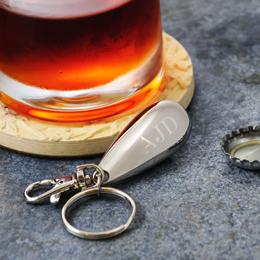 'Bottle Opener Key Chain