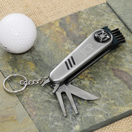 Stainless Steel Multi-Function Golf Tool