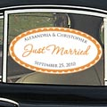 Window Cling & Car Decals | Cathy's Concepts Wedding Decorations & Supplies
