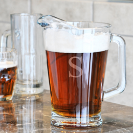 All Purpose Glass Pitcher