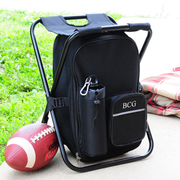 Tailgate Backpack Cooler Chair