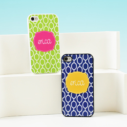 Mod Circles Personalized iPhone Cases