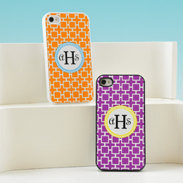 Geometric Personalized iPhone Cases