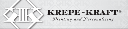Krepe Kraft Invitations | Invitations Tucson | Celebrations Ink