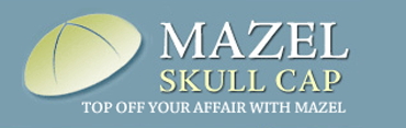 Mazel Skull Caps & Yarmulkes Tucson | Celebrations Ink