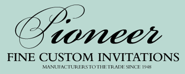 Pioneer invitation and Accesories Tucson | Celebrations Ink